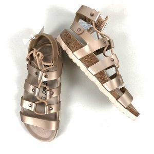 NWT Cleo Papillio Birkenstock gladiator sandal